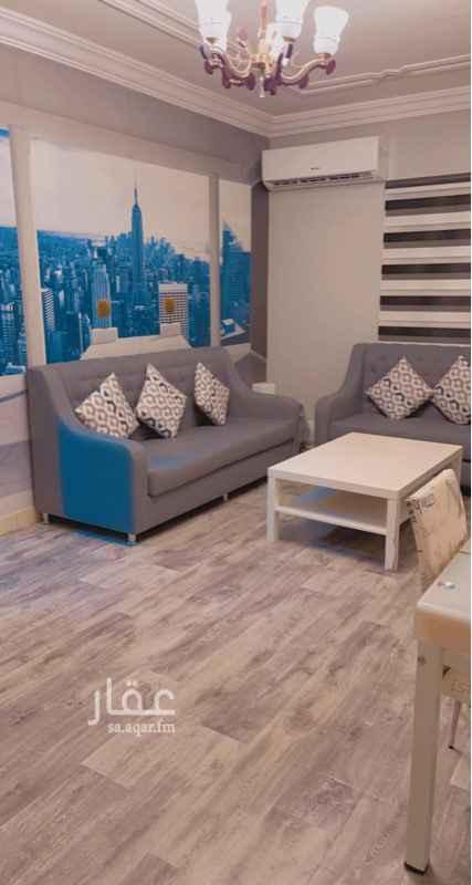 شقة مفروشة في شارع احمد نظيم ، حي السلامة ، جدة ، جدة