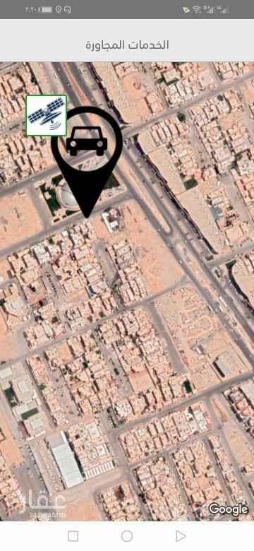 أرض للبيع في حي الحمراء ، الرياض ، الرياض