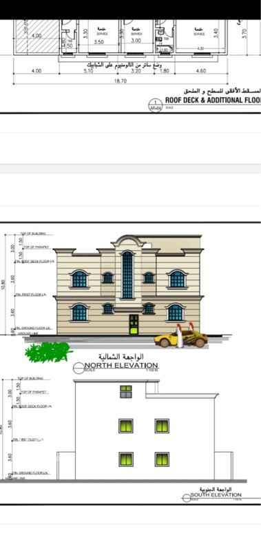 عمارة للبيع في شارع 2 ج ، حي الروضة ، الدمام ، الدمام