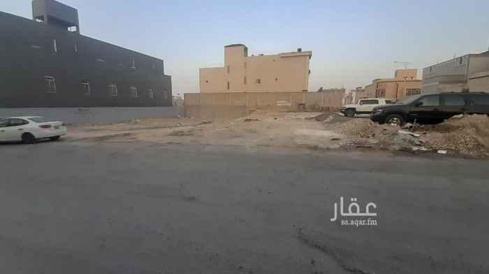 أرض للبيع في شارع رقم 384 ، حي النرجس ، الرياض ، الرياض