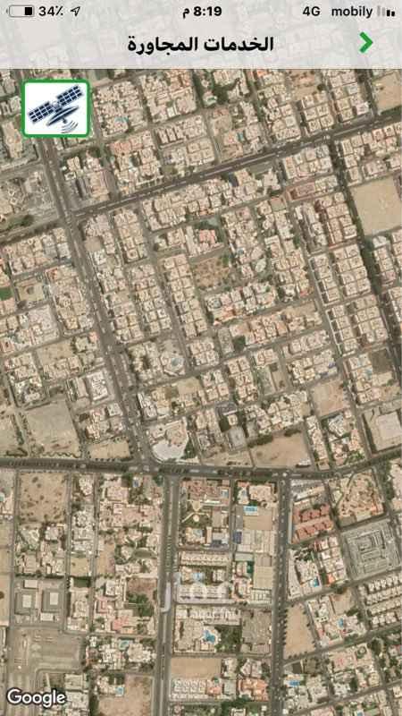 أرض للبيع في شارع احمد بن عباس ، حي الروضة ، جدة