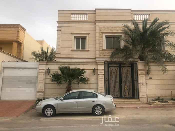 فيلا للبيع في شارع عبدالرحمن التلمساني ، حي عرقة ، الرياض ، الرياض