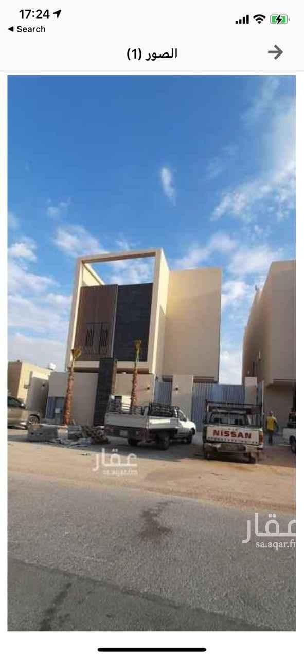 فيلا للإيجار في طريق أنس ابن مالك ، حي النرجس ، الرياض