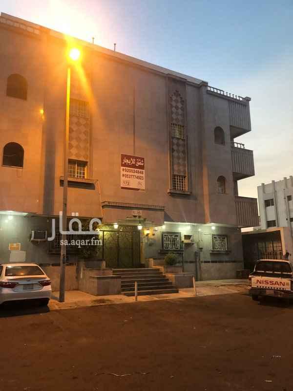 شقة للإيجار في شارع احمد الخزاعي ، حي الربوة ، جدة