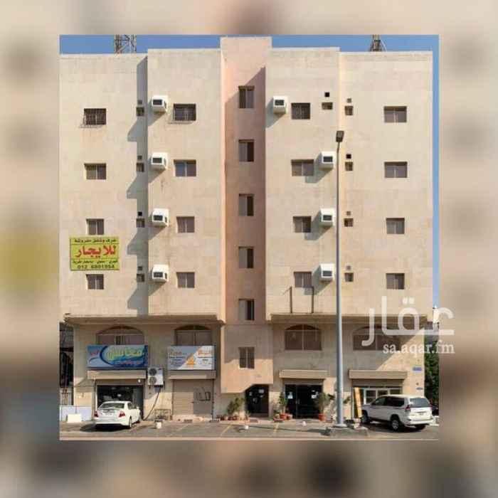شقة للإيجار في شارع سونس الصعيدي ، حي الثغر ، جدة ، جدة