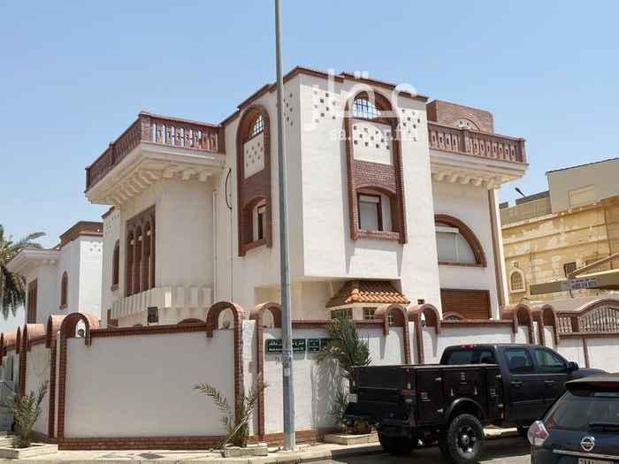 فيلا للإيجار في شارع محمد بن مالك ، حي الربوة ، جدة ، جدة