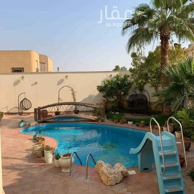 فيلا للبيع في شارع رمل البحوث ، حي المعذر الشمالي ، الرياض