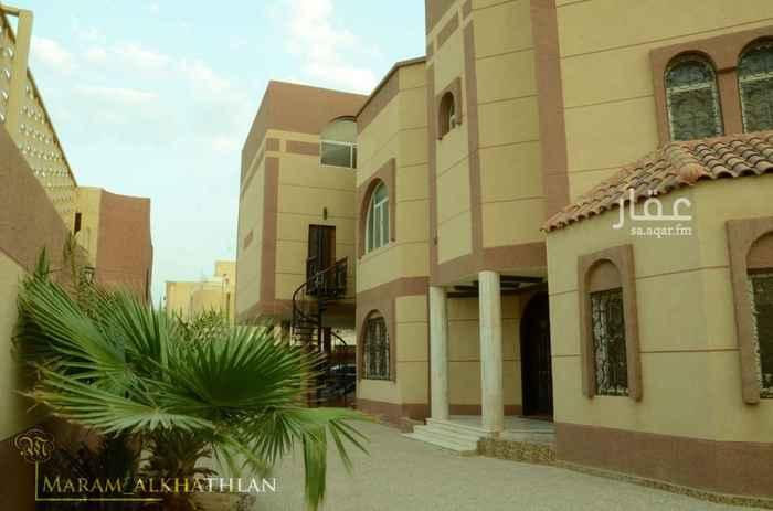 فيلا للبيع في شارع البحر الأحمر ، حي الوادي ، الرياض ، الرياض