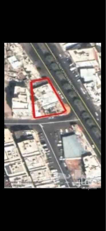 أرض للبيع في حي ، شارع ام كلثوم بنت عقبه ، حي بني ظفر ، المدينة المنورة ، المدينة المنورة
