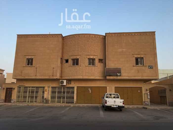 عمارة للإيجار في شارع فتح مكة ، حي بدر ، الرياض ، الرياض