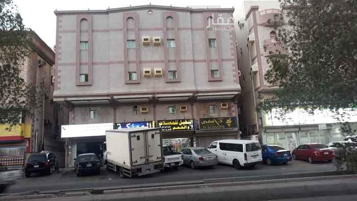 عمارة للبيع في شارع خالد بن سعيد ، حي الربوة ، جدة ، جدة