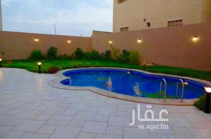 فيلا للبيع في شارع وادي الطيري ، حي الخزامى ، الرياض