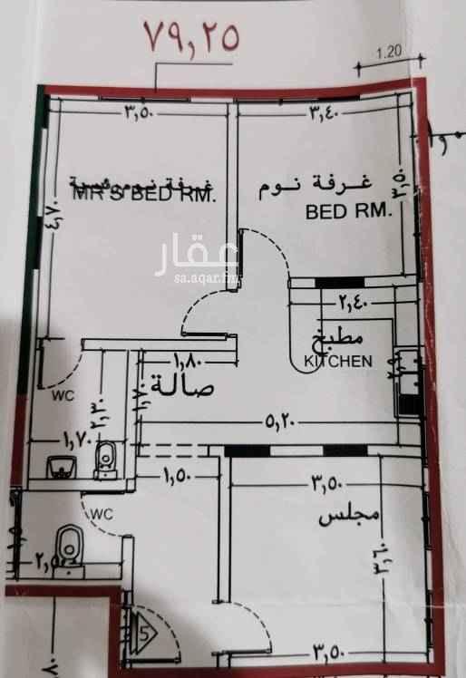 شقة للبيع في طريق المدينة المنورة ، حي البوادي ، جدة