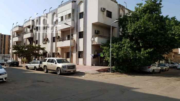 عمارة للبيع في شارع احمد نظيم ، حي السلامة ، جدة