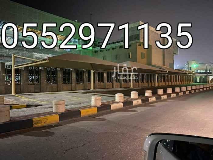 مخيم للإيجار في شارع الحارث بن العاص ، حي الفيصلية ، جدة ، جدة