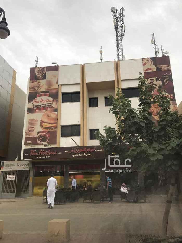 عمارة للبيع في شارع ابراهيم التلمساني ، حي العليا ، الرياض ، الرياض