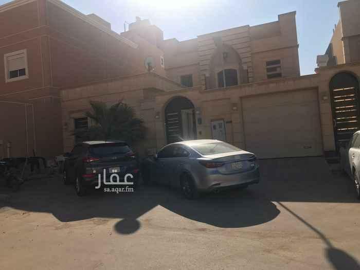 فيلا للبيع في شارع المدارس ، حي الحمراء ، الرياض ، الرياض