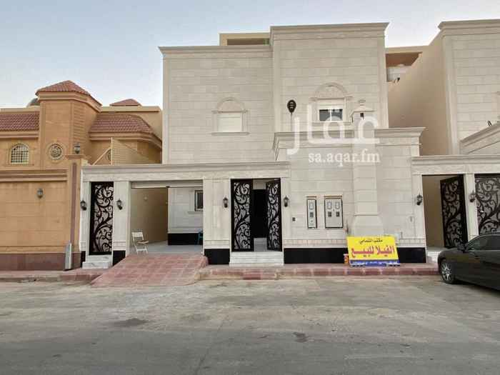 فيلا للبيع في شارع الدائرة ، حي هجرة لبن ، الرياض ، الرياض