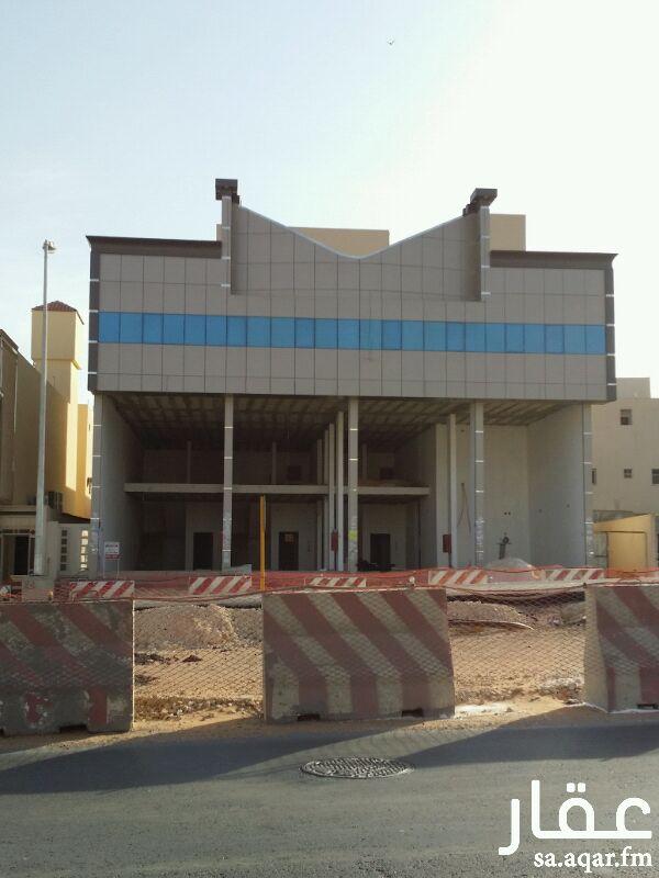 عمارة للإيجار في شارع حمزة بن عبدالمطلب ، حي الحزم ، الرياض