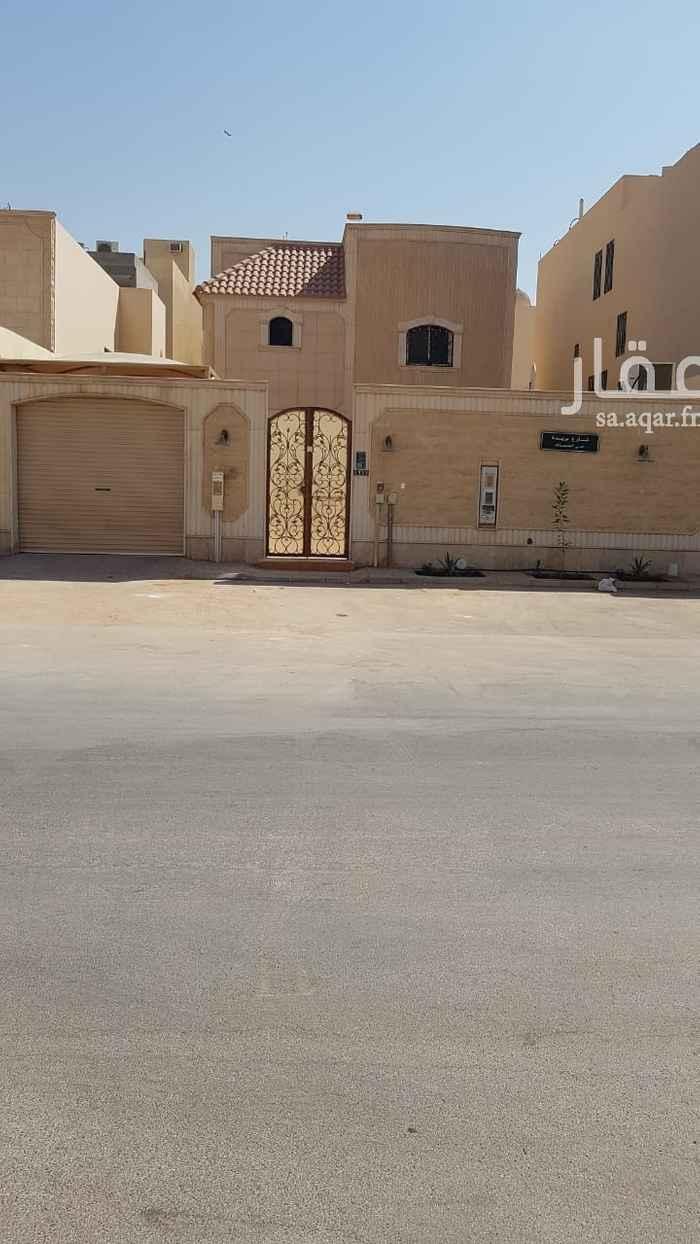 فيلا للإيجار في شارع الوطن ، حي الصحافة ، الرياض ، الرياض