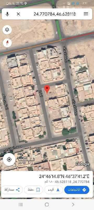 أرض للبيع في شارع العلوة ، حي العقيق ، الرياض ، الرياض