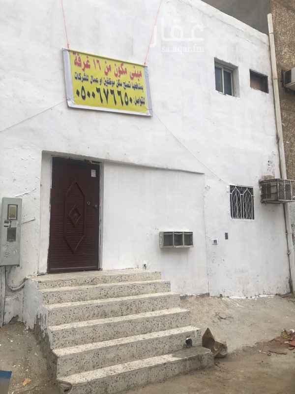 عمارة للإيجار في شارع صخر بن حرب ، حي الجامعة ، جدة ، جدة