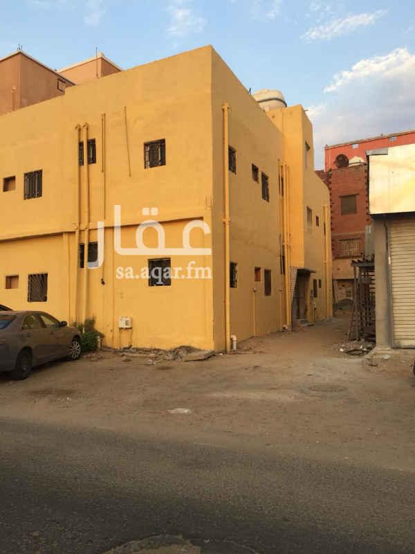 عمارة للإيجار في حي الروابي ، جدة