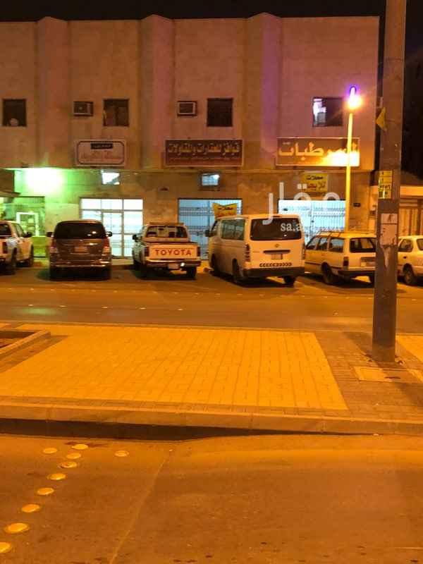 محل للإيجار في شارع عنترة بن شداد, النهضة, الرياض