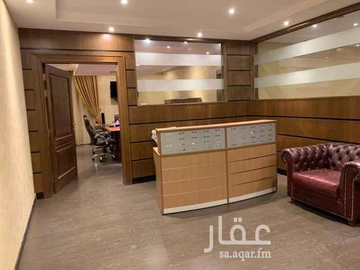 مكتب تجاري للإيجار في شارع الامير محمد بن عبدالعزيز ، حي الروضة ، جدة ، جدة