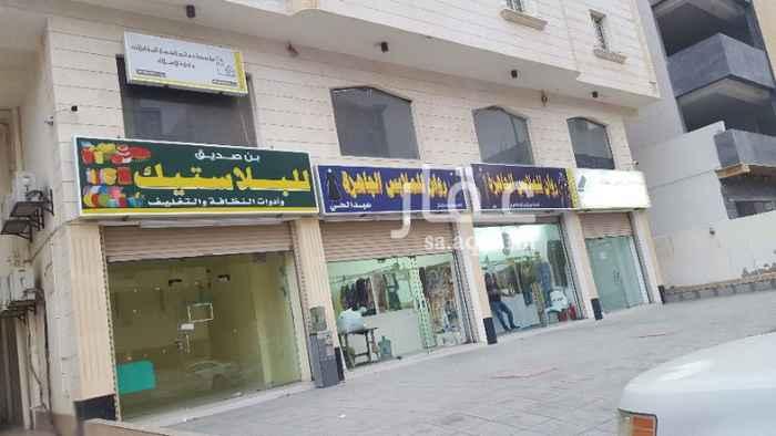 محل للإيجار في شارع اطلس ، حي النهضة ، جدة