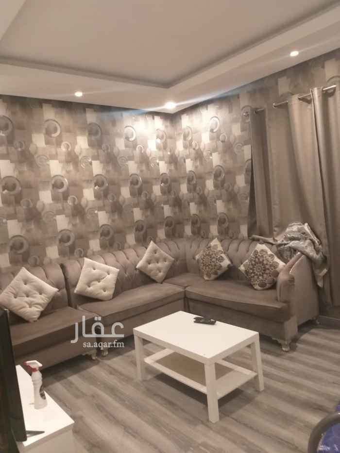 شقة للإيجار في شارع ابو حديده الجهني ، حي النعيم ، جدة