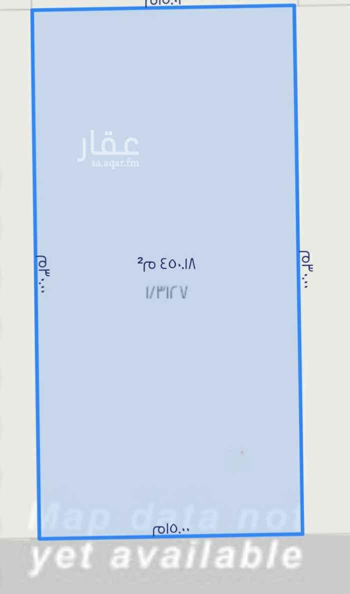 أرض للبيع في شارع محمد بن طملون ، حي ظهرة نمار ، الرياض