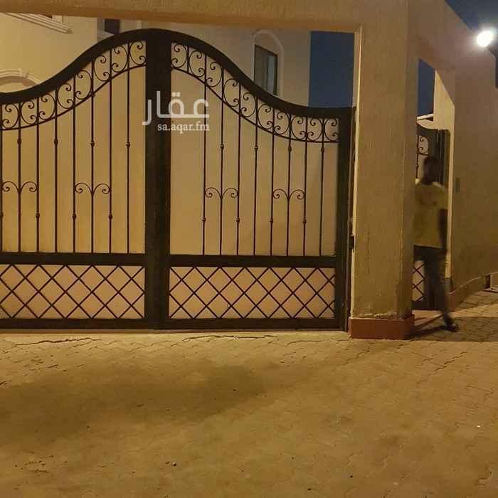 فيلا للإيجار في شارع عثمان الموصلي ، حي النهضة ، جدة
