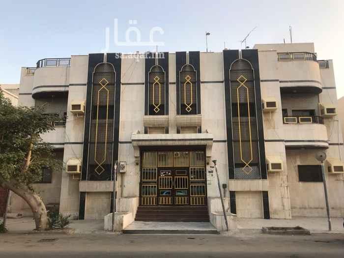 عمارة للبيع في شارع عبدالملك السعدي ، حي الربوة ، جدة