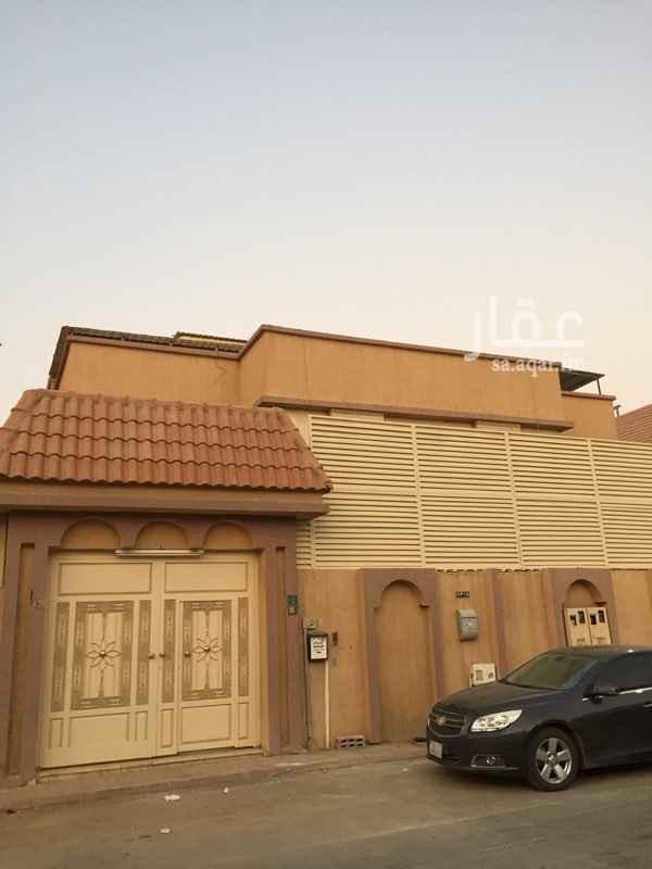 فيلا للإيجار في شارع عبدالسلام اللخمي ، حي الاندلس ، الرياض