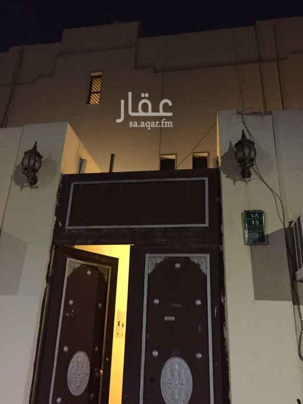 شقة للإيجار في شارع القريشة ، حي الروضة ، الرياض
