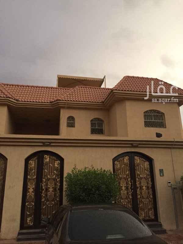 شقة للإيجار في شارع الضهاجي ، حي النهضة ، الرياض
