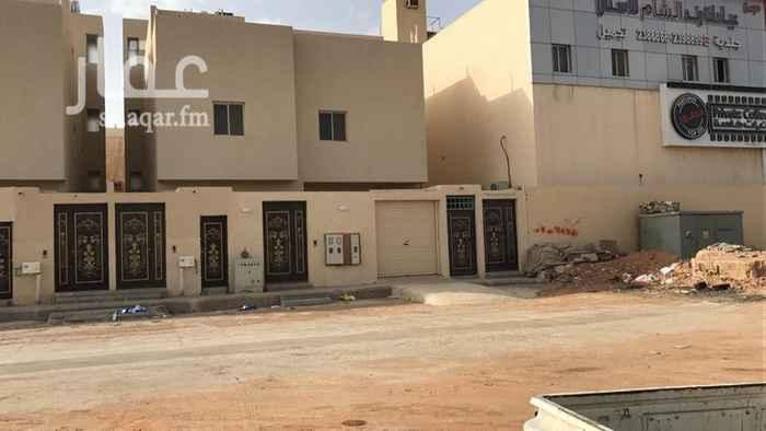 فيلا للإيجار في شارع عبدالجليل بن عبدالواسع ، حي الروضة ، الرياض ، الرياض