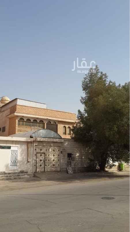 فيلا للإيجار في شارع عبدالله بن قتادة ، حي الروضة ، الرياض ، الرياض