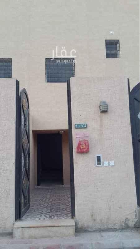 دور للإيجار في شارع مبارك بن ابي غالب ، حي الروضة ، الرياض ، الرياض