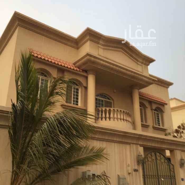 فيلا للإيجار في شارع ابي الحسن العطار ، حي المرجان ، جدة