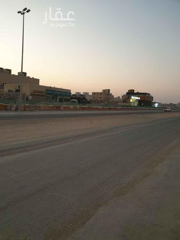 أرض للإيجار في شارع علي النجدي ، حي العارض ، الرياض ، الرياض