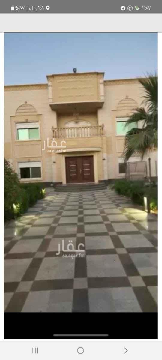 فيلا للبيع في شارع البستان ، حي الحمراء ، الرياض ، الرياض