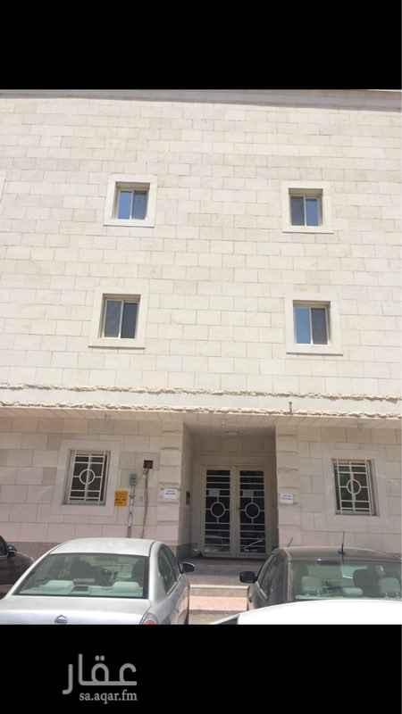 شقة للإيجار في شارع الحارث بن الحباب ، حي الضباط ، الرياض ، الرياض