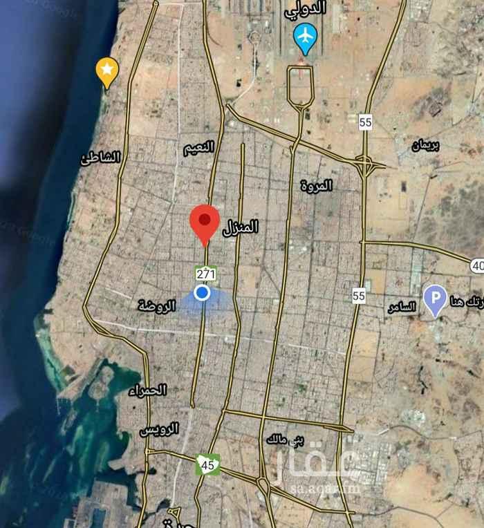 أرض للبيع في شارع عامر بن كعب ، حي السلامة ، جدة ، جدة