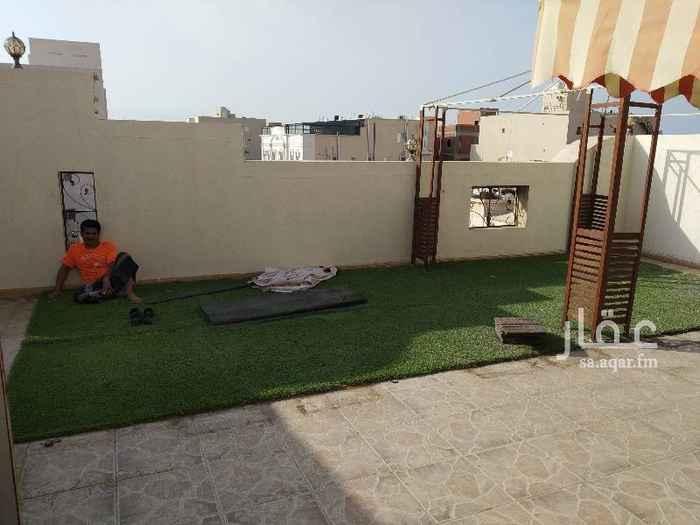 فيلا للإيجار في شارع ابو العباس الكاتب ، حي النعيم ، جدة