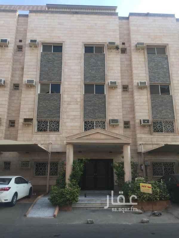 شقة للإيجار في شارع ابن الحائك الهمداني ، حي السلامة ، جدة