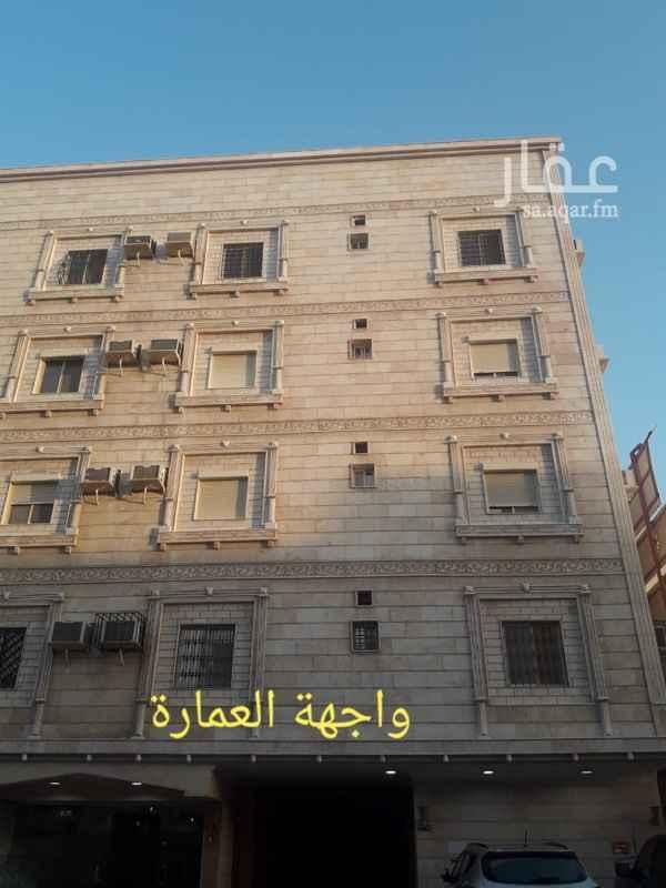 شقة للبيع في شارع ابو لبابه الرفاعي ، حي الزهراء ، جدة