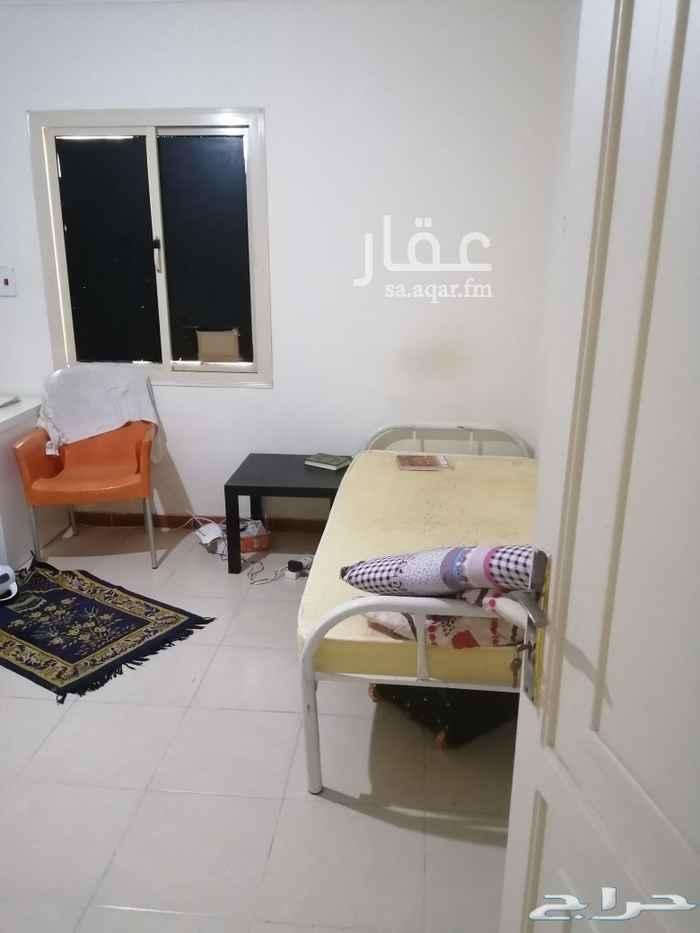غرفة للإيجار في شارع سعد بن الربيع ، حي السلامة ، جدة ، جدة