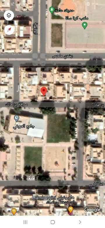 أرض للبيع في شارع سراقة بن مالك ، حي الخالدية - الدرعية ، الرياض ، الرياض